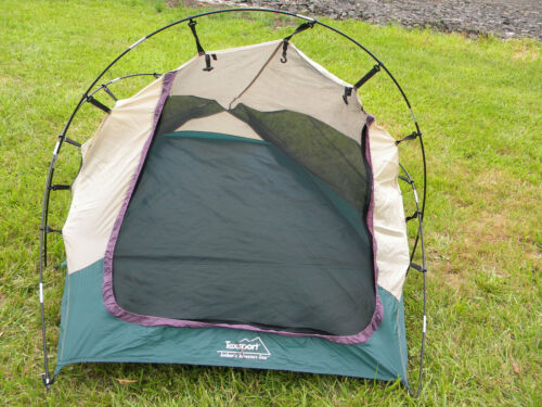 Texport Lightweight 2 man Tent with Raincover. Camping, Hunting, Hiking Gear  | eBay - 1-Stop-Offers