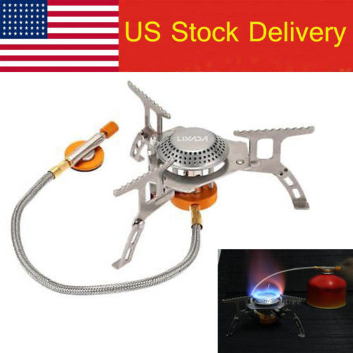 Outdoor Camping Portable Gas Stove Butane Propane Burner Hiking Picnic 3000W 759218856854 | eBay - 1-Stop-Offers