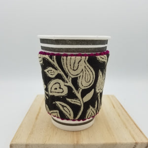 Harvest Gold Coffee Sleeve