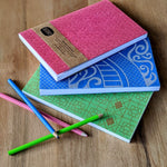 Load image into Gallery viewer, Gates of Jaipur Pink Journal