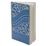 Load image into Gallery viewer, Gates of Jaipur Royal Blue Journal
