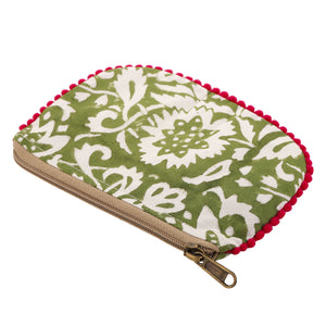 Ivy Green Accessory Bag