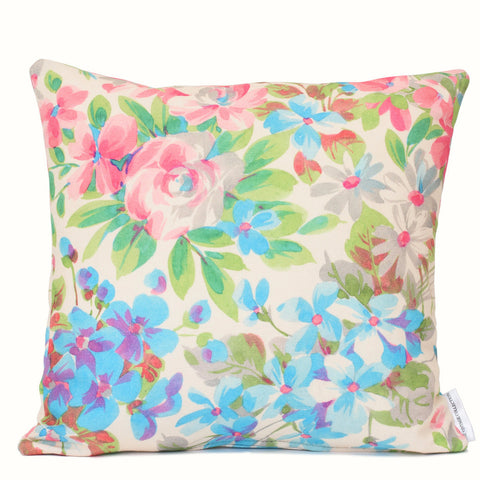 Spring Flower Cushion Cover