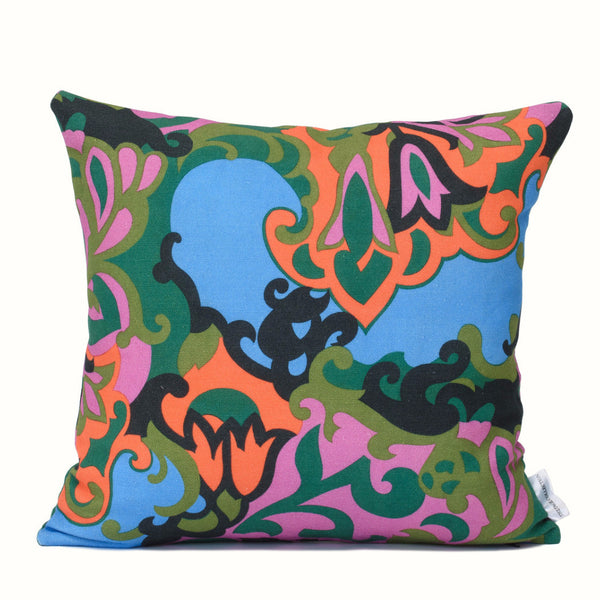 Pop Paisley Cushion Cover