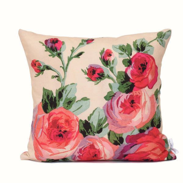 Roses Cushion Cover