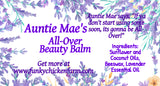 Auntie Mae's All Over Lavender Beauty Balm Scent Pot