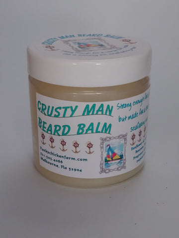 Crusty Man Beard Balm