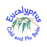Eucalyptus Feel Better Cold and Flu Balm Scent Pot Size 1/3 oz