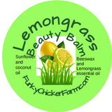 Lemongrass Bug and Beauty Balm