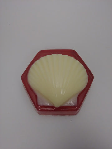 Scallop Shell Soap