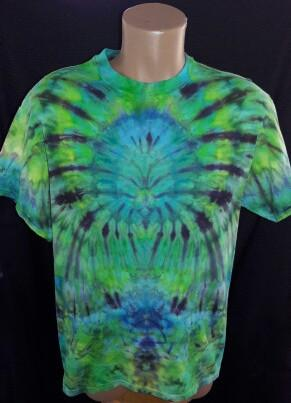 Mens Tie Dyed T-Shirt