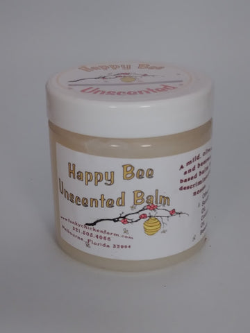 Happy Bee Unscented Balm
