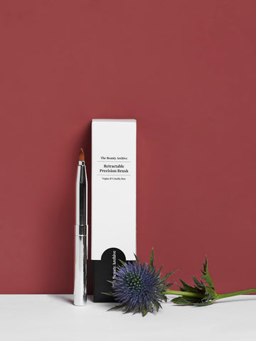 The Beauty Archive Retractable Precision Brush