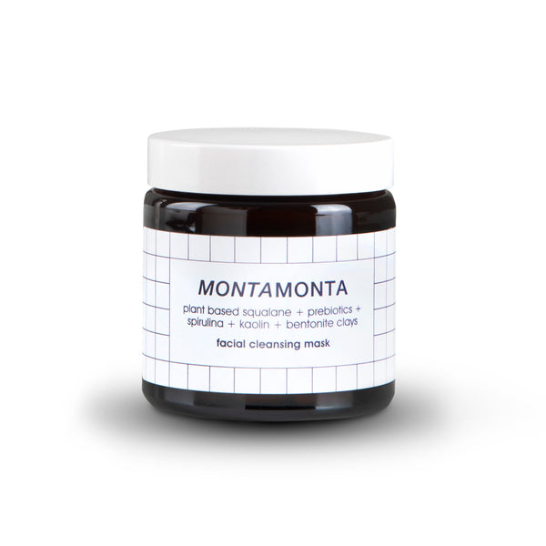 MONTAMONTA Facial Cleansing Mask, 120ml
