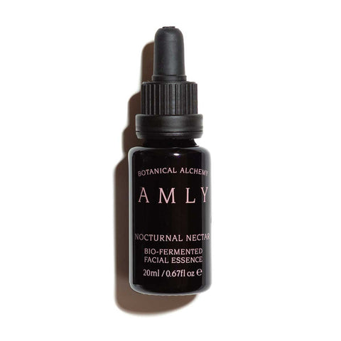 AMLY Botanicals Nocturnal Nectar Bio-Fermented Facial Essense, 20ml