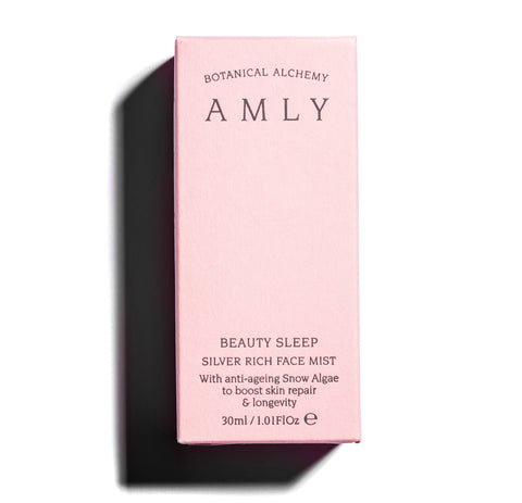 AMLY Botanicals Beauty Sleep Silver Rich Face Mist, 100ml