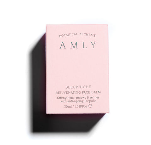 AMLY Botanicals Sleep Tight Rejuvenating Face Balm and Mask, 30ml