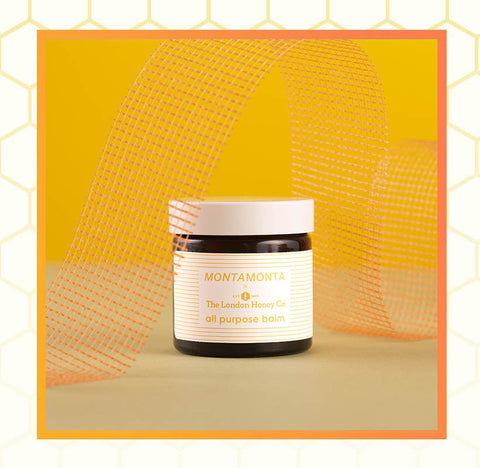 MONTAMONTA x The London Honey Co. All-Purpose Balm, 60ml