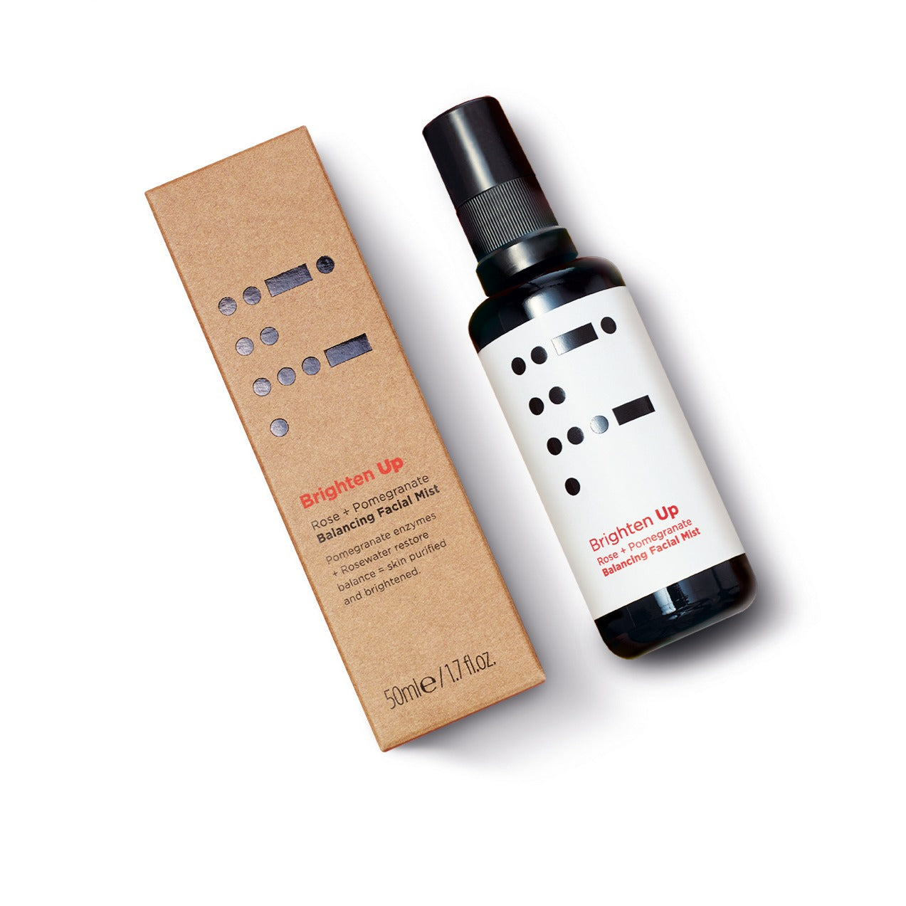 Five Dot Brighten Up Balancing Face Mist