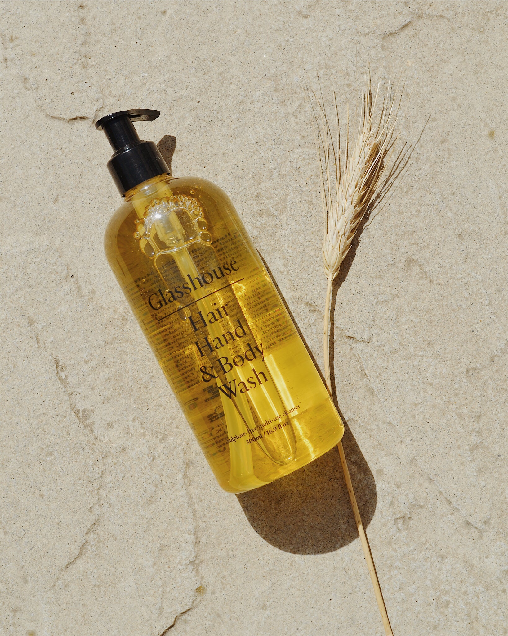 Glasshouse Hair Hand and Body Wash