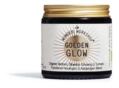 WUNDER WORKSHOP Golden Glow - Adaptogenic Blend 40g