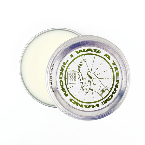 Neighbourhood Botanicals I Was A Teenage Hand Model, hand, nail and everything else balm, 55g