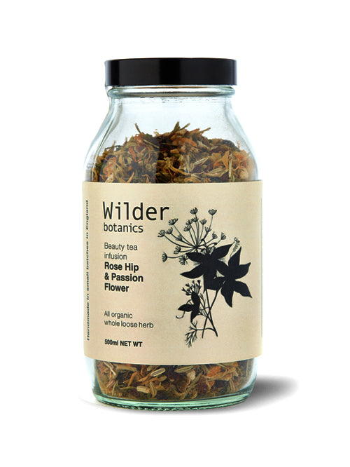 Wilder Botanics Beauty Tea Infusion, 500ml