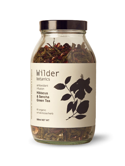 Wilder Botanics Antioxidant Tea Infusion Infusion, 500ml