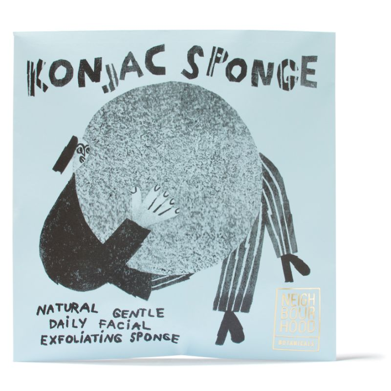 Neighbourhood Botanicals Konjac Sponge