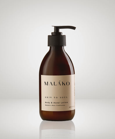MALAKO Skin to Soul Body and Hand Lotion 250ml