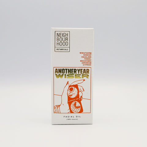 Neighbourhood Botanicals Another Year Wiser Facial Oil, 30ml