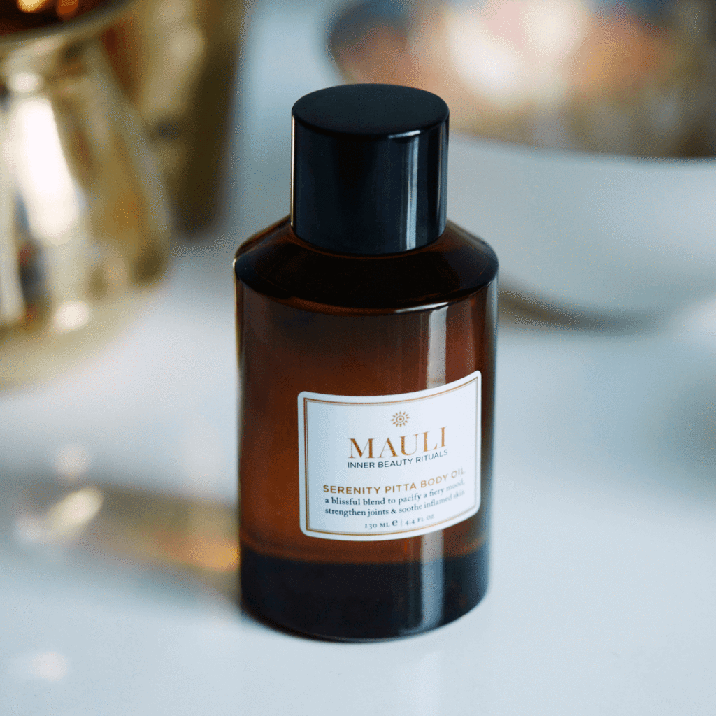 Mauli Rituals Serenity Pitta Body Oil, 130ml