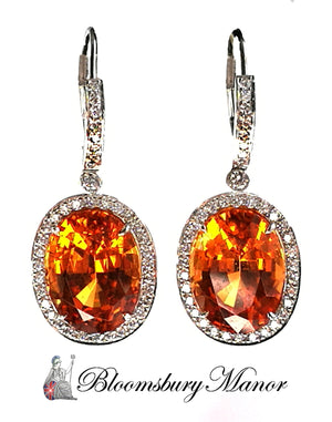 The Most Valuable Tiffany & Co Gemstone Earrings In The World!