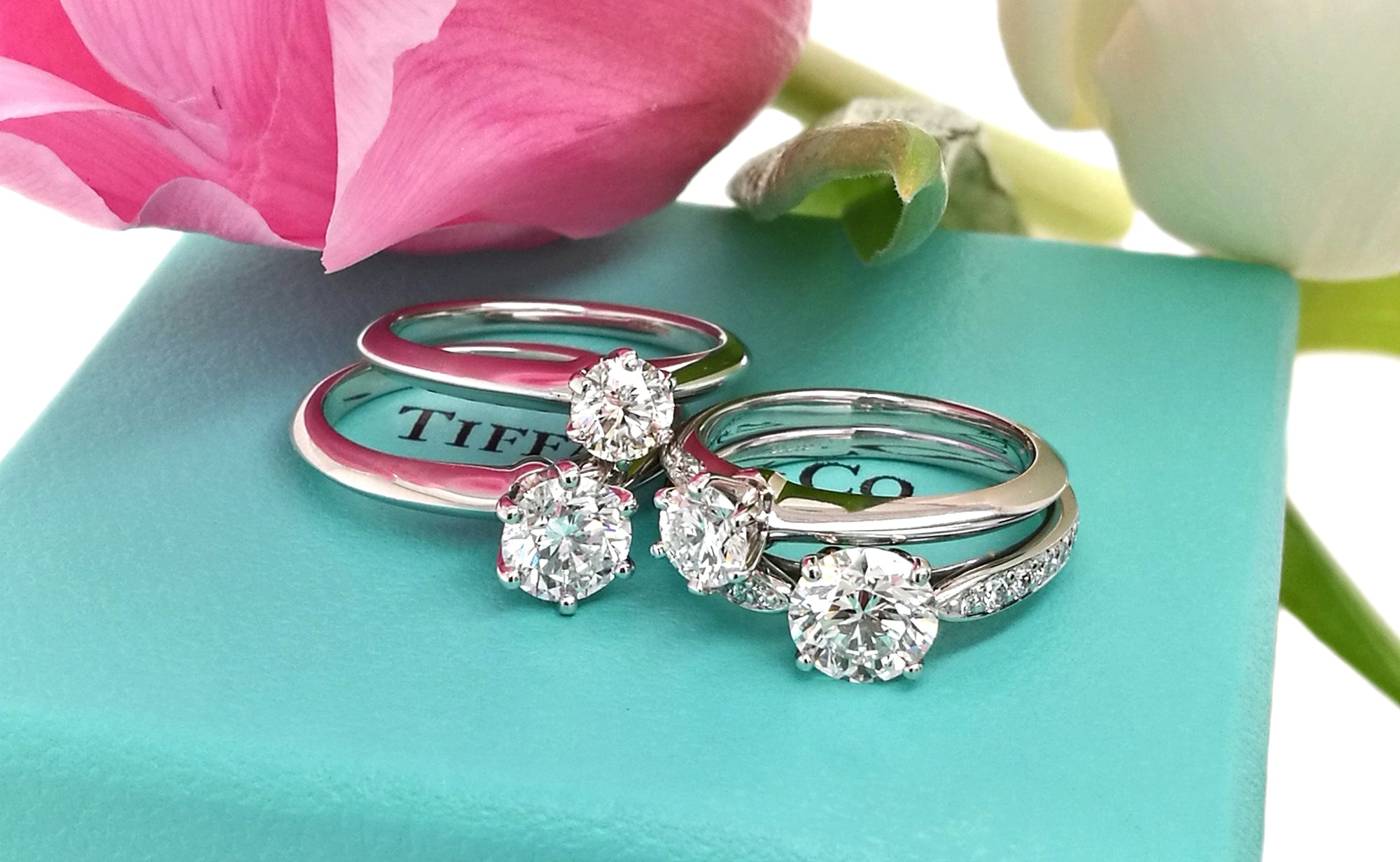 Used, Second Hand or Pre-owned Tiffany Engagement Rings?