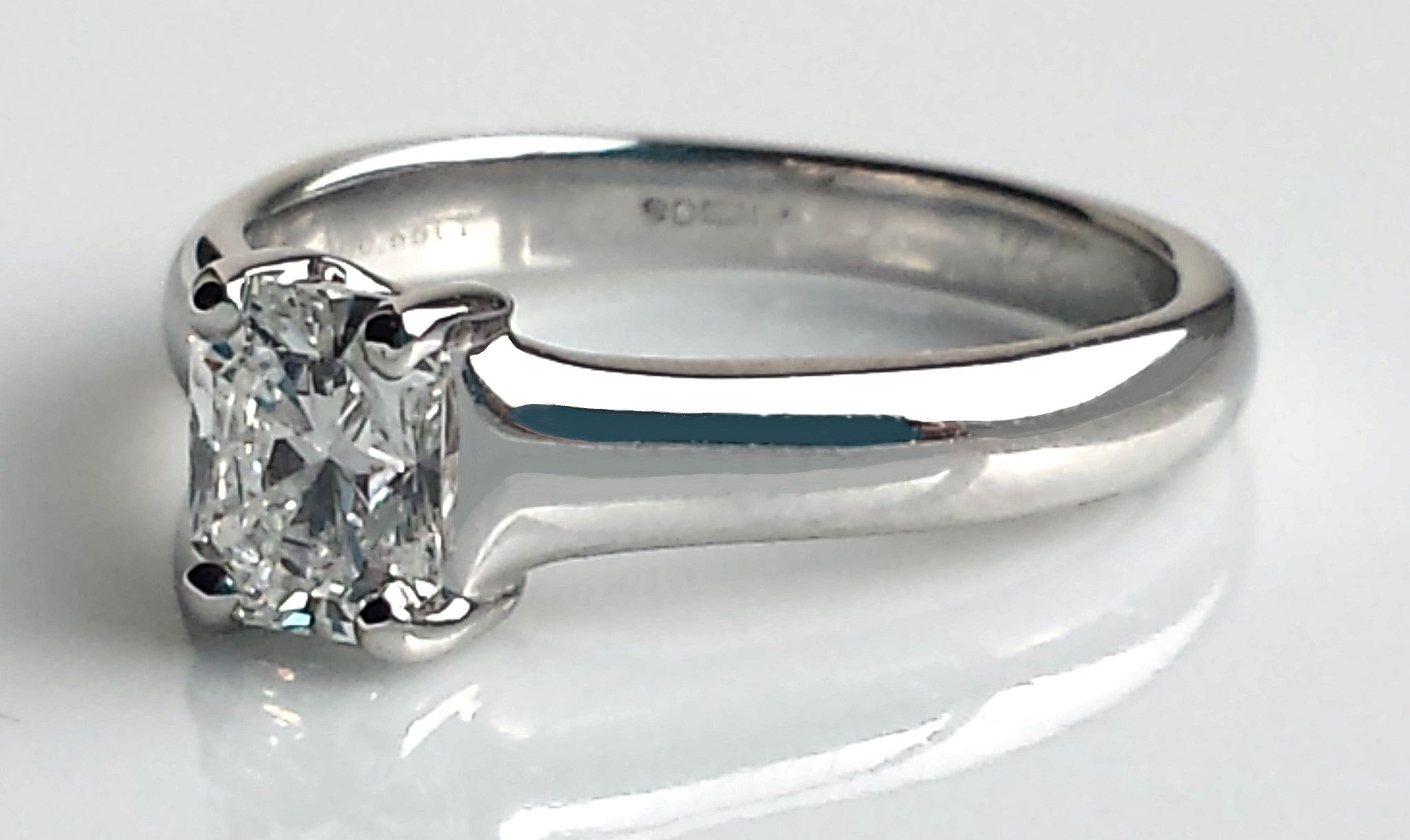 e ring lucida carat engagement diamond tiffany
