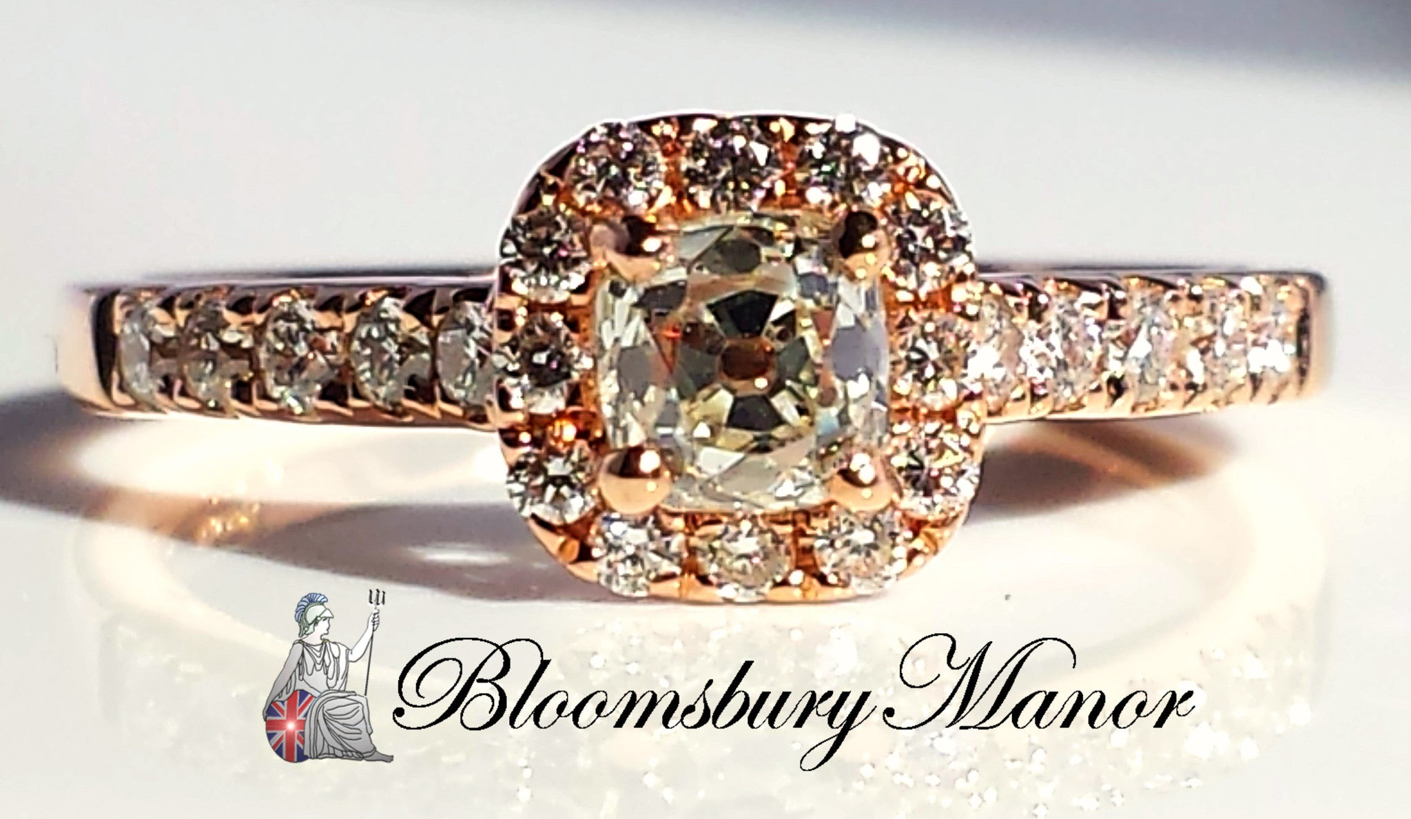 dainty old european ring mine cut products engagement rings diamond