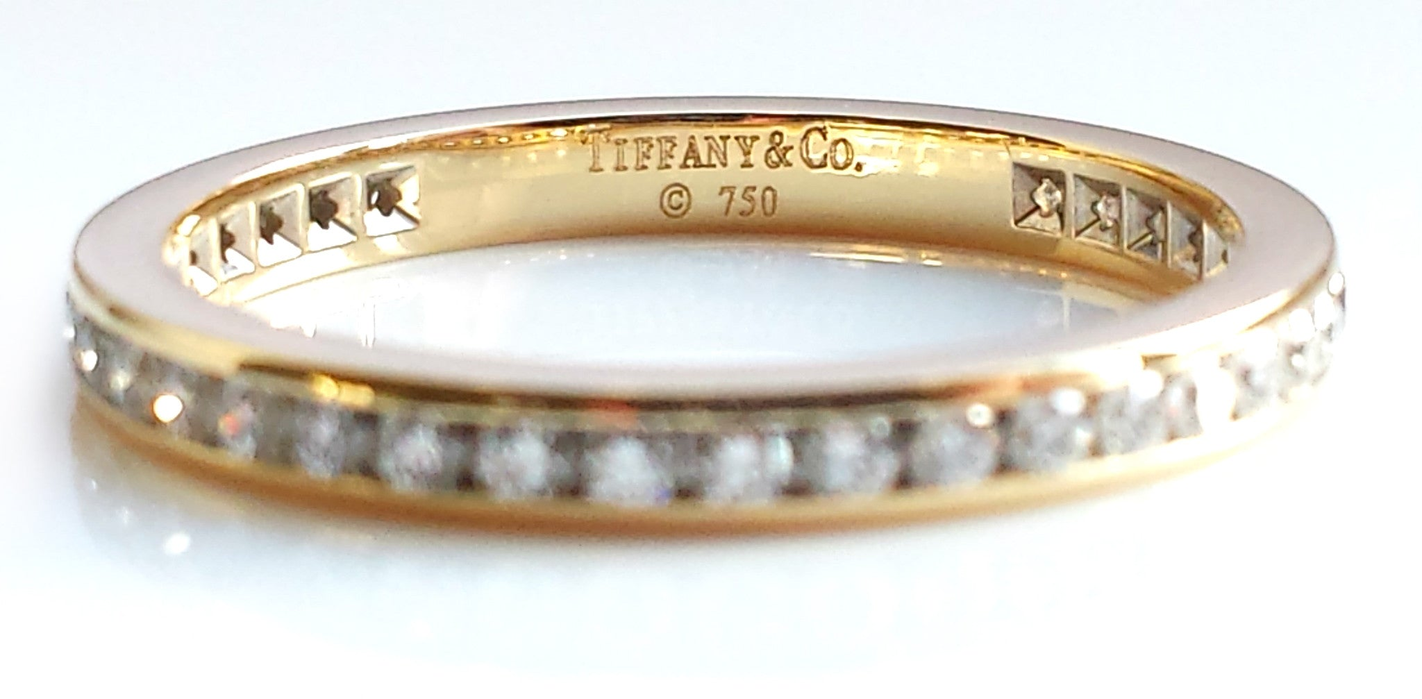may size cartier trinity bands img gold band ring queen products