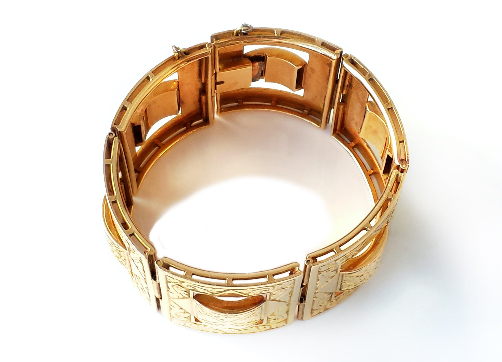 bracelet bangles shop id backroom bangle taxco bracelets full more to in and click vintage expand item women gold f for