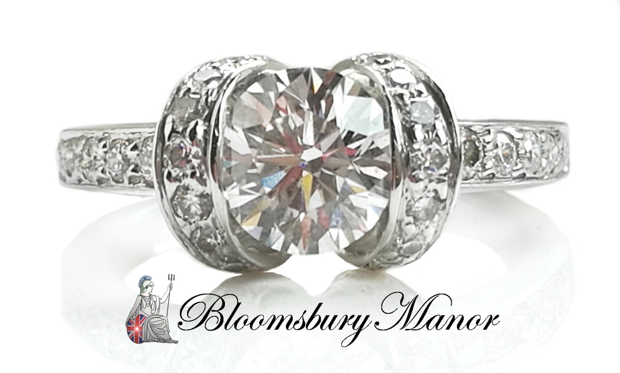 diamond view round d ct real carat original certified diamonds gia cut affinity brilliant