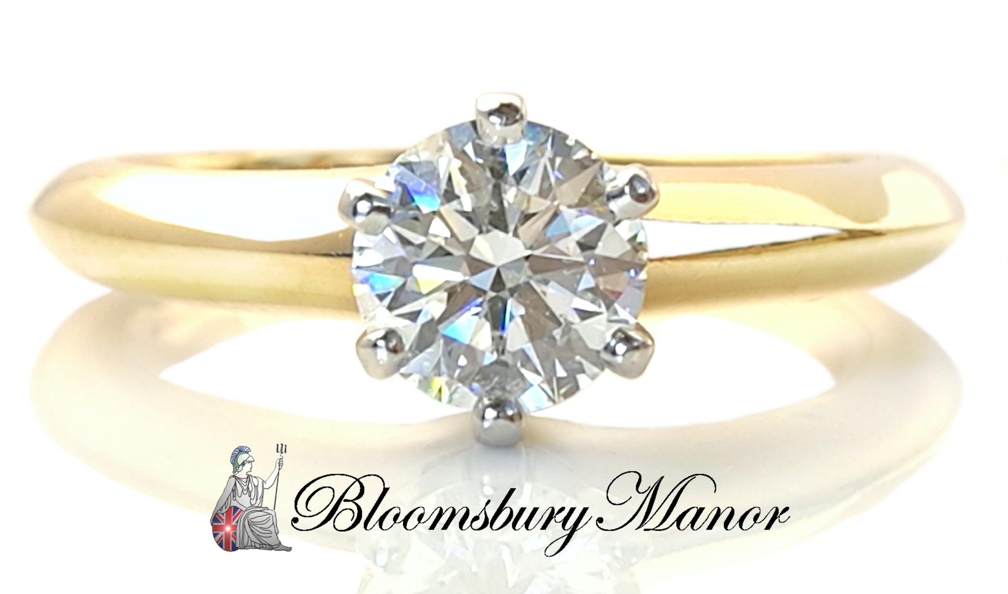 Tiffany Cartier Engagement Rings Bloomsbury Manor Ltd