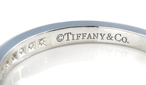 Tiffany & Co. 2.5mm 0.24ct Diamond Eternity Wedding Band / Ring