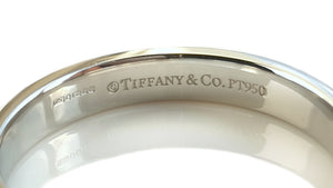 Tiffany & Co. 3mm Classic Wedding Band Ring, Size L