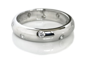 Tiffany & Co. Etoile 10 Diamond Ring, Size K½