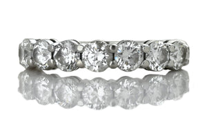 Tiffany & Co. Embrace 0.91ct Diamond Wedding Band Ring
