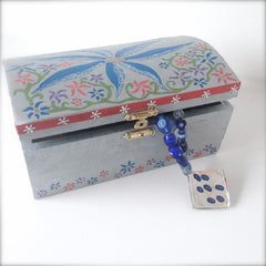Jewellery Chest with Necklace