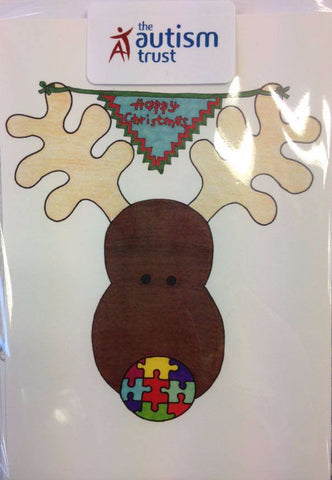 The Autism Trust Christmas Card Competition Winners Pack