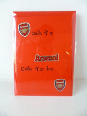 Arsenal Greeting Card