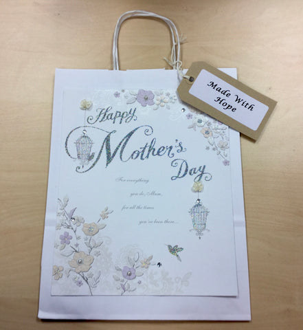 Mothers Day Gift Bag - Medium