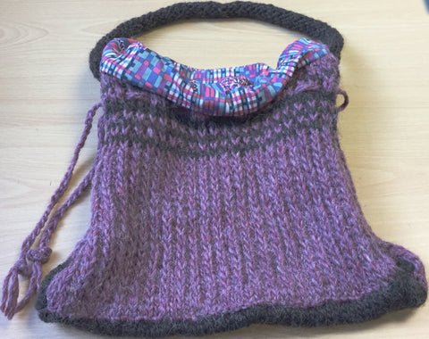 Mixed Fibres Bag
