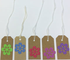Gift Tags With String